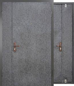 Тамбурная дверь на площадку