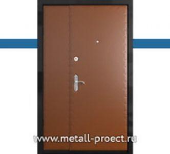 Тамбурная дверь эконом
