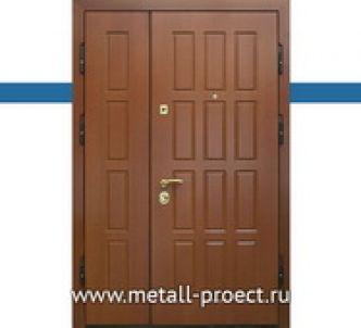 Тамбурная металлическая дверь