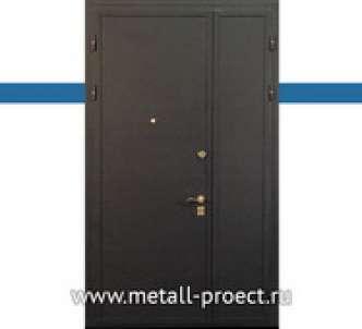 Усиленная тамбурная дверь