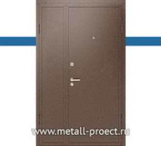Взломостойкая тамбурная дверь