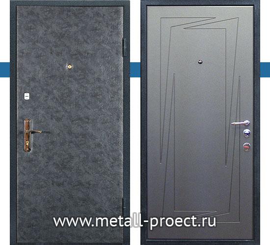 Дверь эконом класса